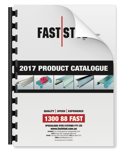 Faststud Product Catalogue - 2017 REVISED EDITION